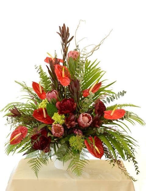 Picture of Island Whisper Vase Arrangement