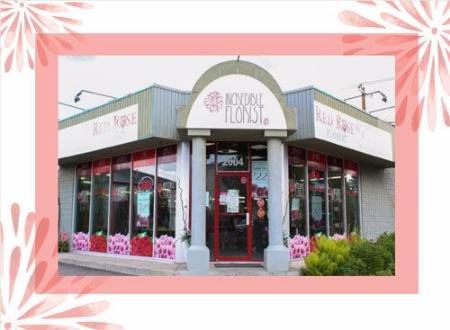 Red Rose Florist Calgary